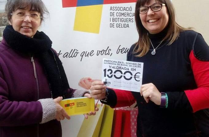 TERESA DE CASTRO PIERA GUANYADORA DEL XEC REGAL DE L'ACBG