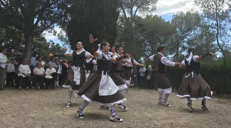 ARRIBA EL FESTIVAL DELS JUVENILS DE L'ESBART ROCASAGNA