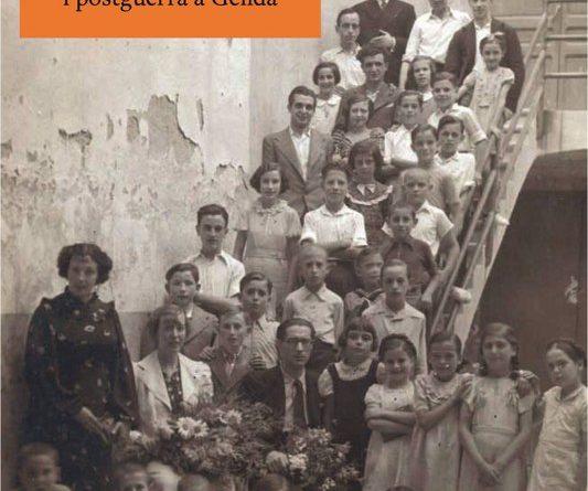PRESENTACIÓ LLIBRE: JOVES DEL 36. REPÚBLICA, GUERRA CIVIL I POST GUERRA