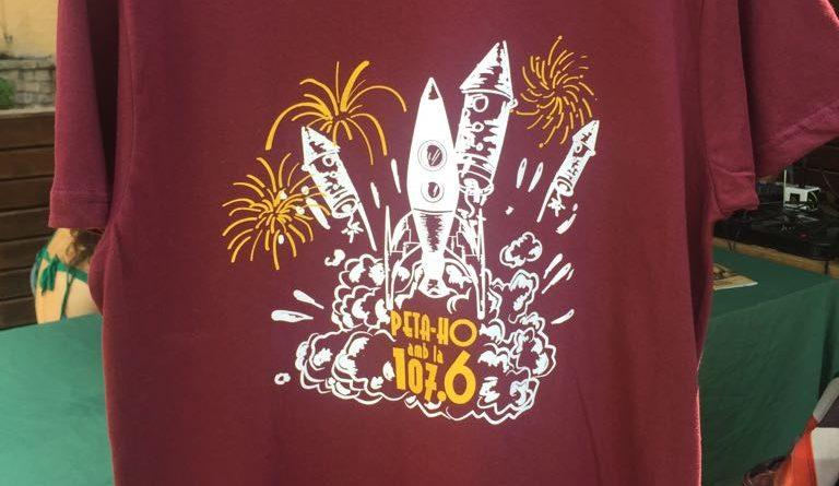 La samarreta de Ràdio Gelida ja és aquí!